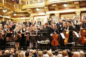 Всероссийский юношеский оркестр Юрия Башмета примет участие в Первом Зимнем международном фестивале искусств маэстро в Москве