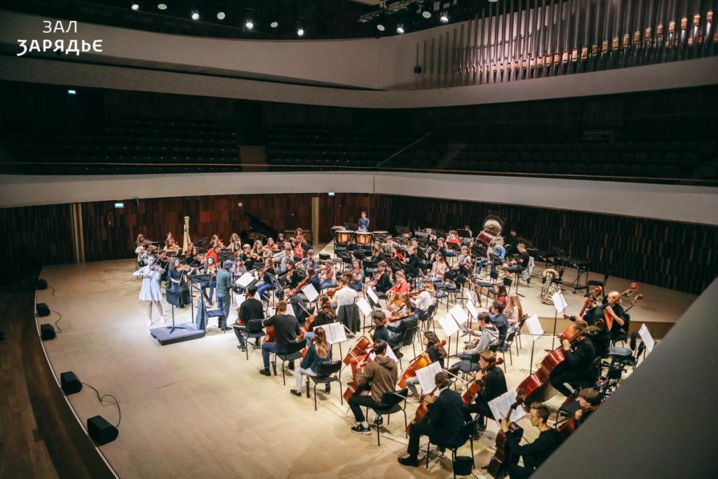 Всероссийский юношеский симфонический оркестр Башмета проведет новый набор в 2020 году